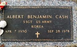 Albert Benjamin Cash