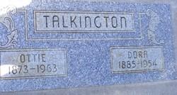 Dora Ellen <i>Prather</i> Talkington