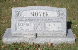 Ruth <i>Gingrich</i> Moyer