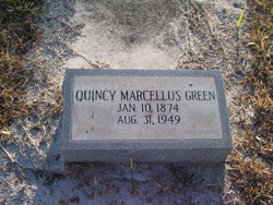 Quincy Marcellus Green