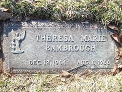 Theresa Marie Bambrough