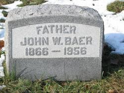 John W. Baer