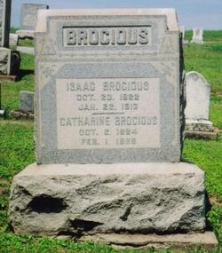 Isaac Brocious