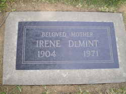 Irene <i>Meadows</i> DeMint