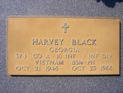 Harvey Black