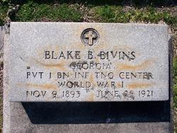 Blake B. Bivins