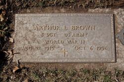 Arthur L Brown