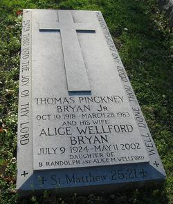 Alice <i>Wellford</i> Bryan