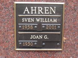 Sven William Ahern