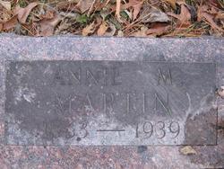 Annie M. Martin