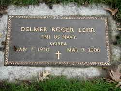 Delmer Roger Lehr