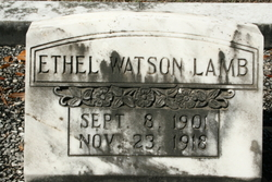 Ethel <i>Watson</i> Lamb