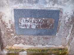 Clara E <i>Staley</i> Ambrose