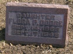 Flora P. Dodge