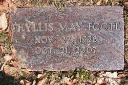 Phyllis May <i>Scarlett</i> Foote