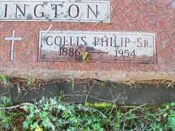 Collis Philip Huntington, Sr