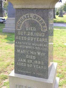 Mary <i>Gilligan</i> O'Hara