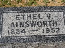 Ethel V Ainsworth
