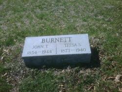 Tresa Susie <i>Rice</i> Burnett