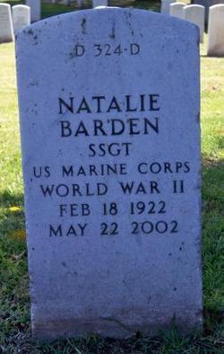 Natalie Estelle <i>Bradley</i> Barden
