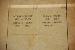 Olga E. Faight