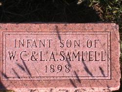 Infant Samuell