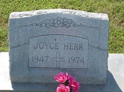 Joyce <i>Rumley</i> Herr