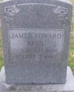 James Edward Keys