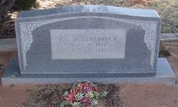 Paul Leroy Buddy Brock