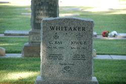 C. Ray Whitaker