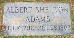 Albert Sheldon Adams, Jr
