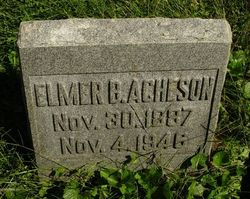 Elmer B. Acheson