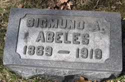 Sigmund A Abeles