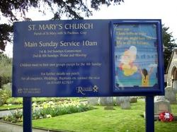 St Mary with St Paulinas Churchyard