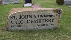 Saint Johns Reformed UCC Cemetery