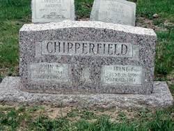 Irene Faith <i>Ickes</i> Chipperfield