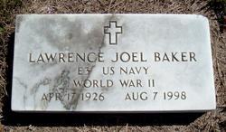 Lawrence Joel Baker
