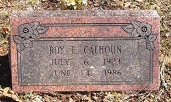 Roy Edward Calhoun