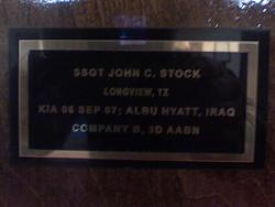 John Christian Stock