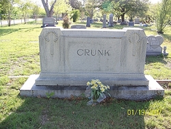 Calvin D. Crunk