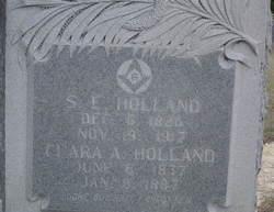 Samuel Ely Holland