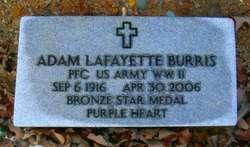 Adam Lafayette Burris