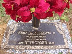 Jerry Wayne Harrelson, II