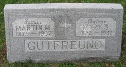 Mary <i>Simon</i> Gutfreund