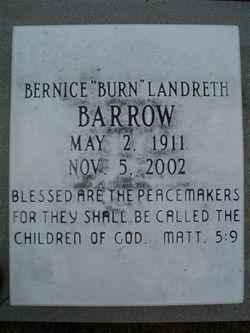 Bernice Ada <i>Landreth</i> Barrow