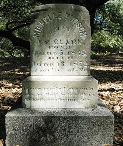 Michelle E. <i>Hudson</i> Clark