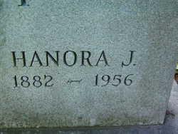 Hanora J. <i>Fitzgerald</i> Gast
