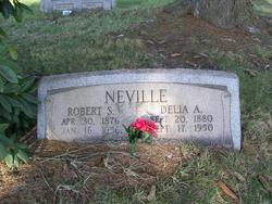 Delia Amanda <i>Mitchell</i> Neville