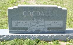 Edwin Wallace Goodall