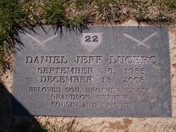 Daniel Jeffrey Jeff Lucero
